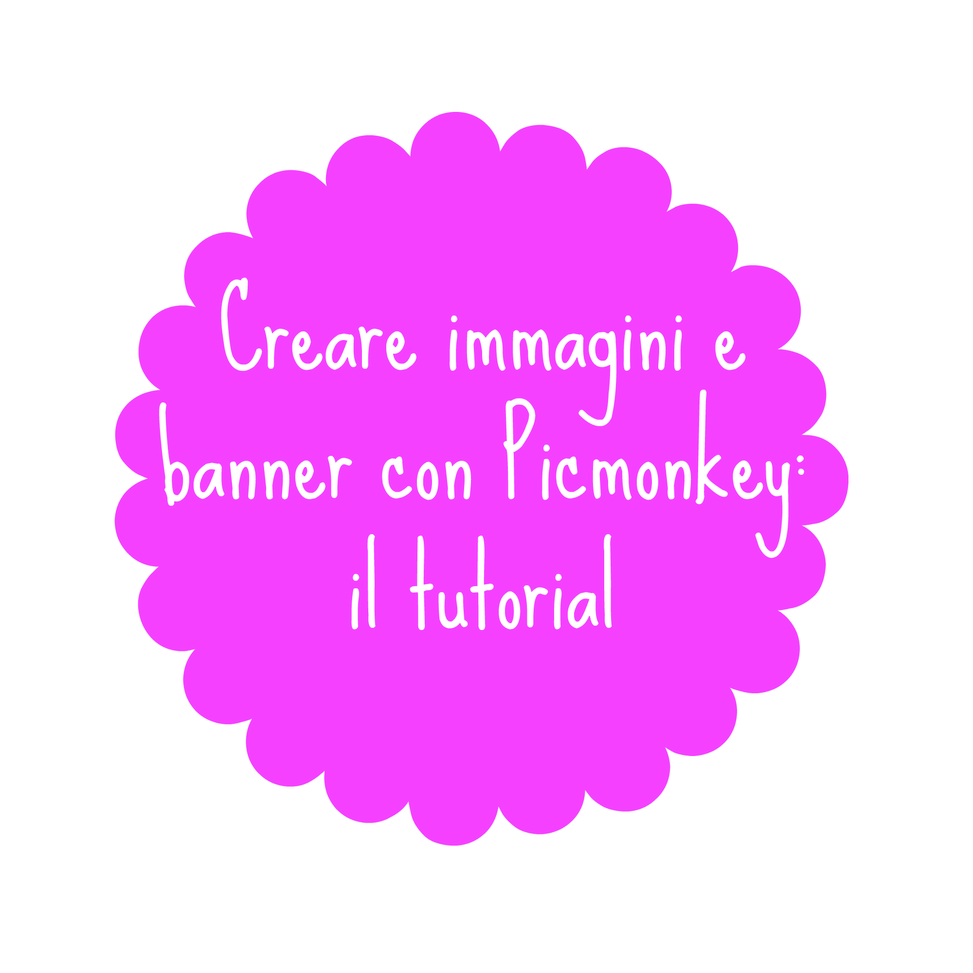 Tutorial per creare collage e banner con Picmonkey